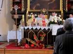 Msza św. w Dębnie